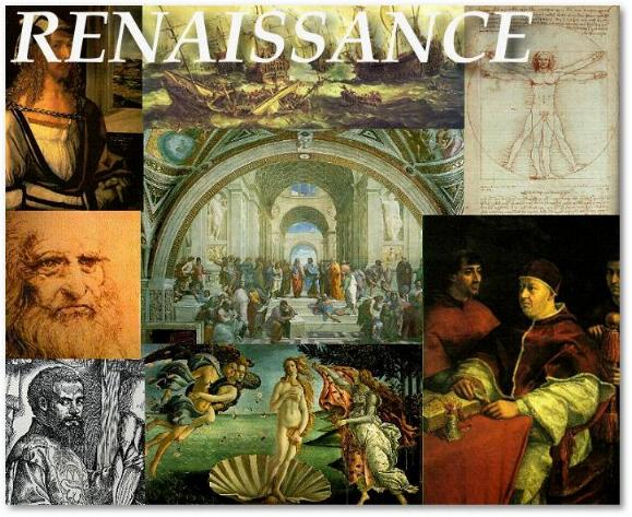 the renaissance period A transitional period in the cultural development of the countries of western europe between the middle ages and the modern period the approximate chronological boundaries of the renaissance are the 14th and 16th centuries in italy and the late 15th and the 16th centuries in other countries.